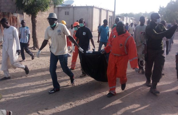 Two Suicide Bombers Hit Muna Garage In Maiduguri