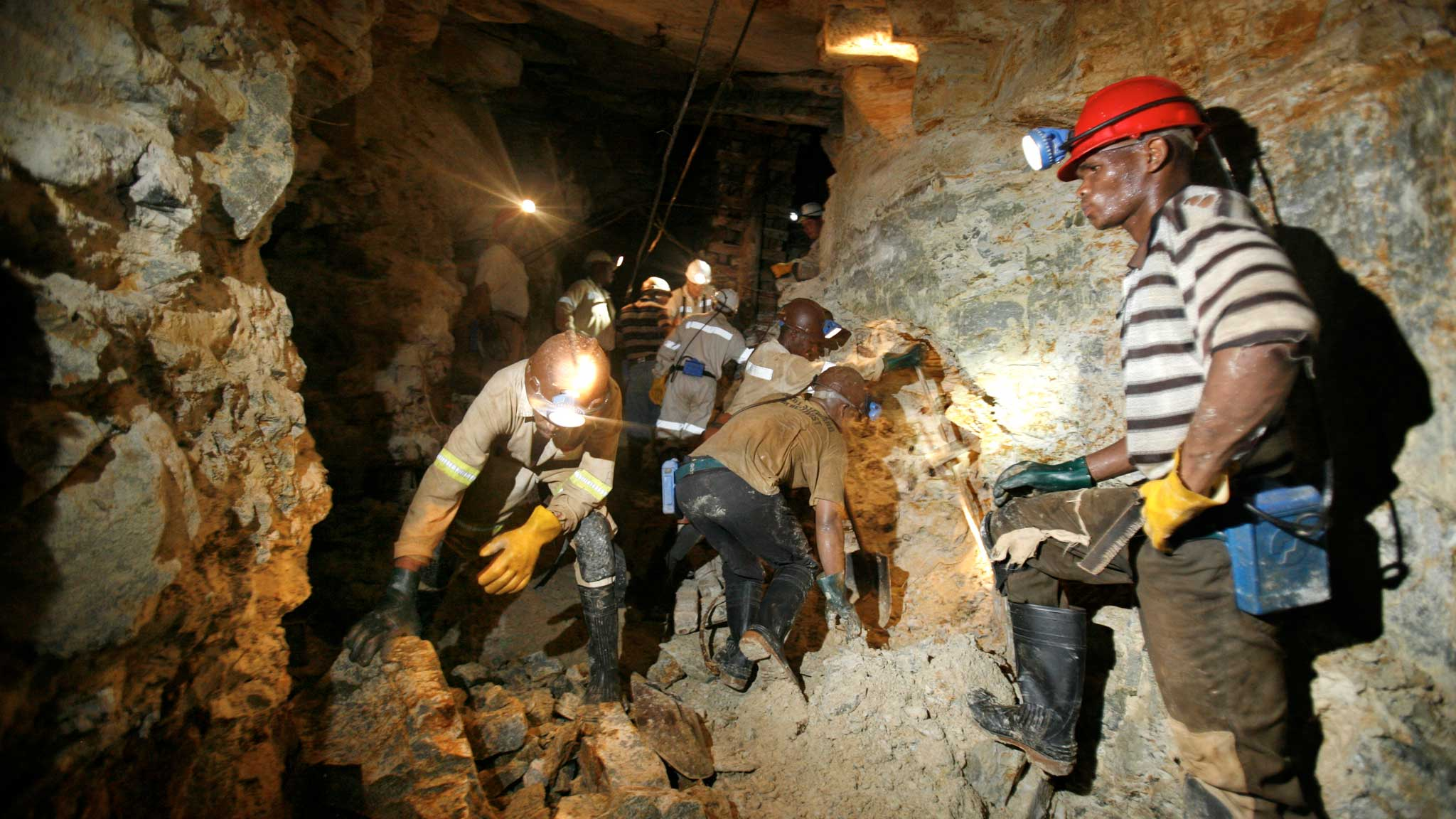 Six Killed In Ghana Gold Mine Accident