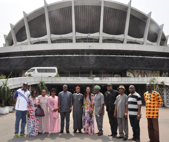 National Theatre Not For Sale: Mohammed