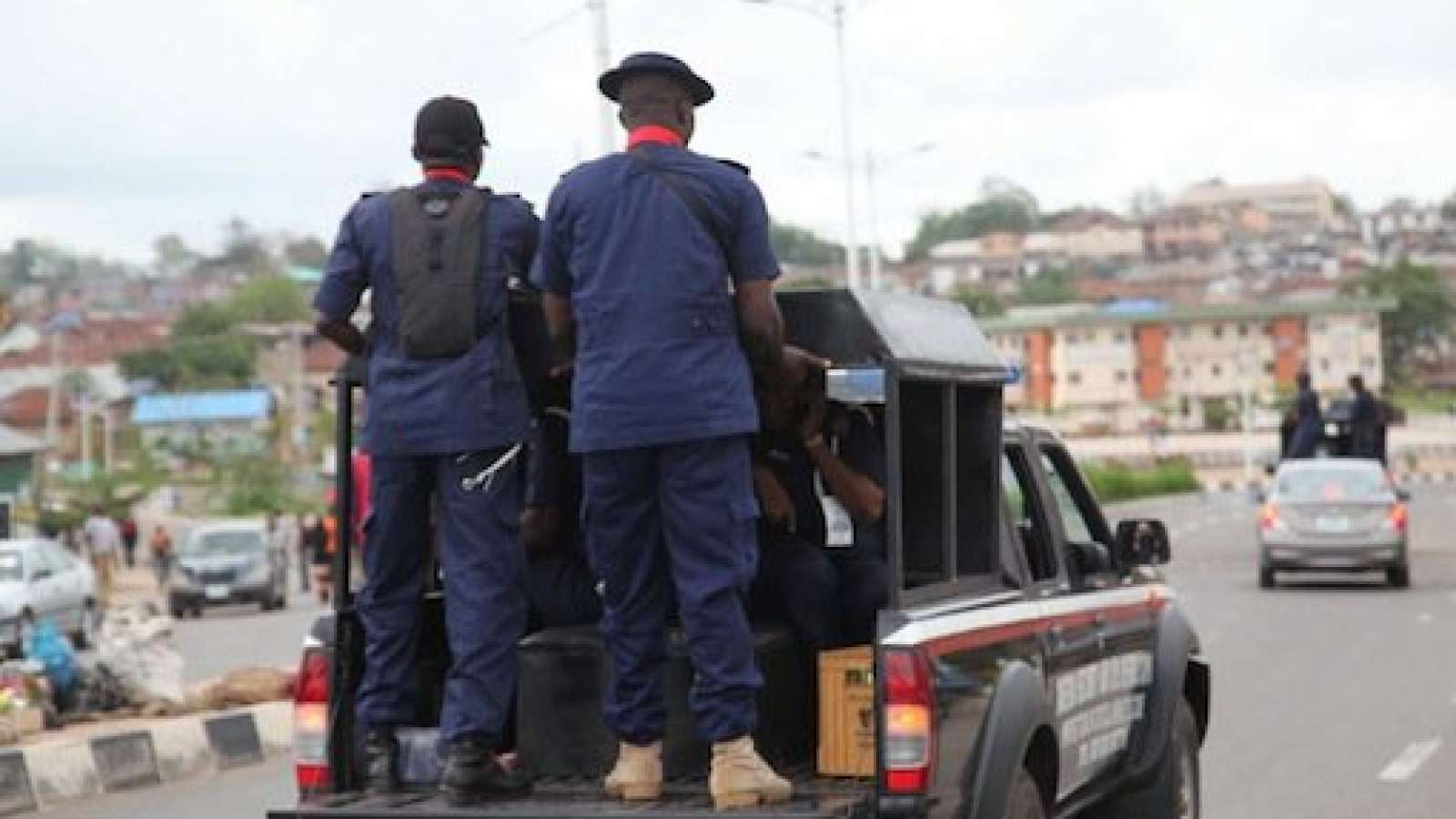 Gunmen Kill NSCDC Officer in Ekiti