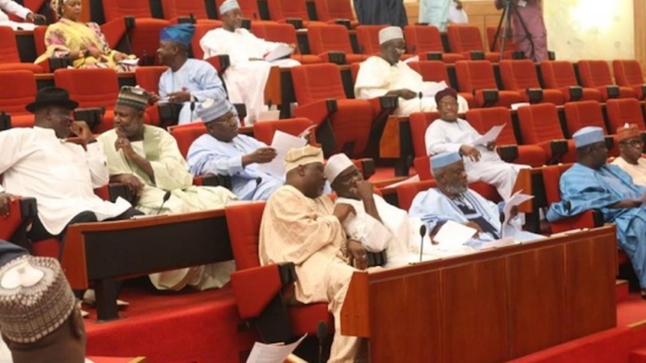 Hoodlums Invasion, Mace Snatching Act Of Treason – Senate