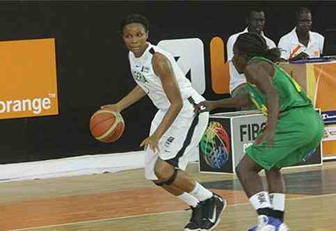 Nigeria D'Tigress Floor Senegal To Win Afrobasket 2017