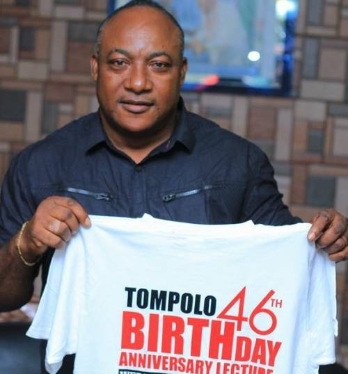 Tompolo's 46th Birthday Lecture And The Drama Involved