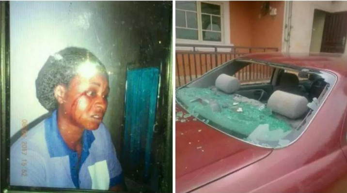Woman Shocks Her Husband After He Almost Killed Her