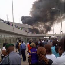 FAAN Sets Up Panel To Investigate Fire Incident