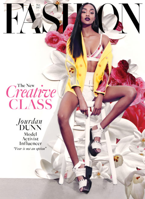 Model Jourdan Dunn Talks Being Pregnant At 19 More As