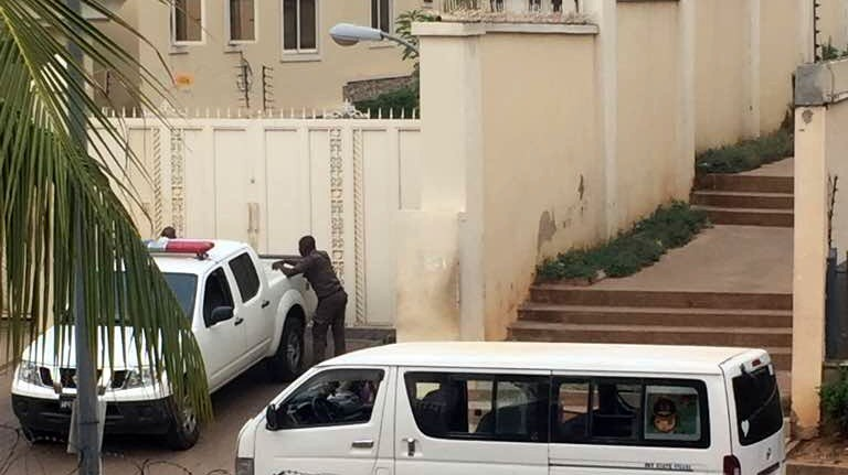 Nigeria Police Allegedly Planning Another Raid On Senator Goje's Houses