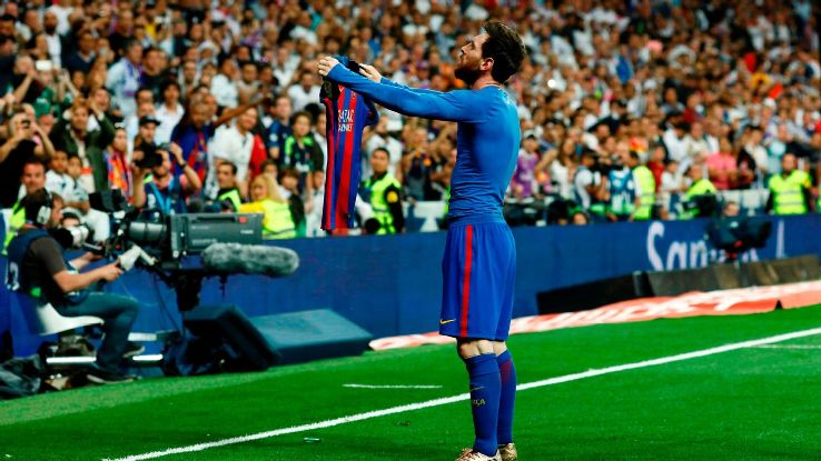 Barcelona's Lionel Messi 'Best Player in the History of the Game' – Luis Enrique
