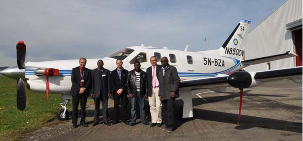 FG To Purchase 20 Aircraft For Aviation College