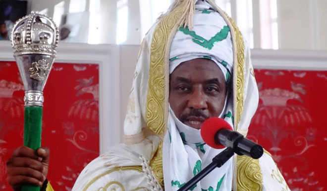 Sanusi II Inherited N1.893bn, Not N4bn – Emirate Council
