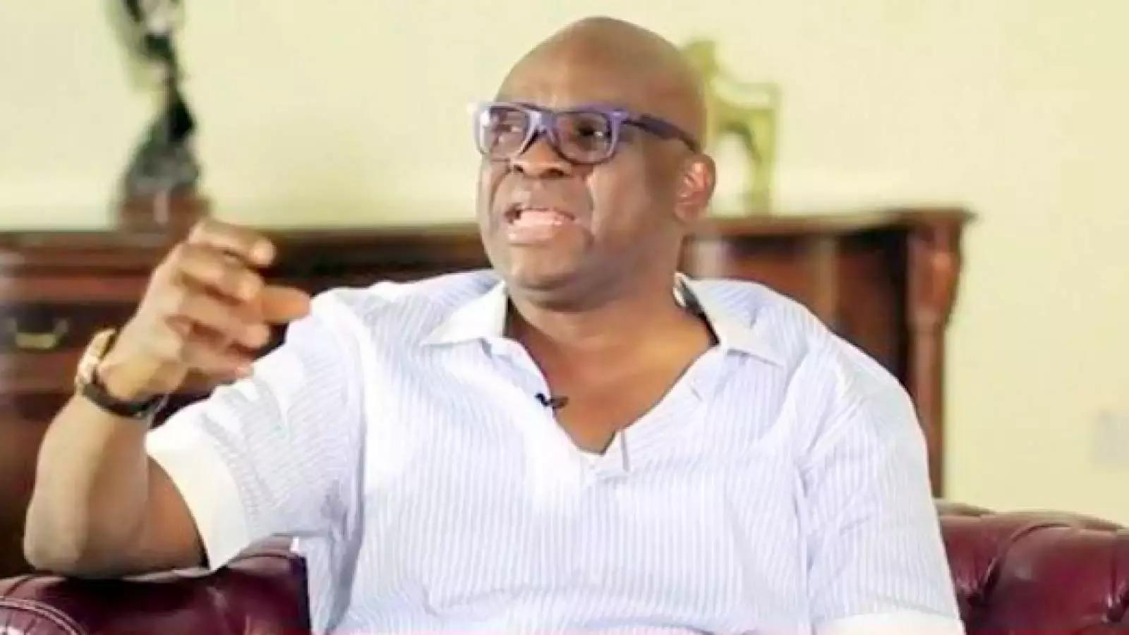 Fayose Questions Buhari's Absence At State Functions