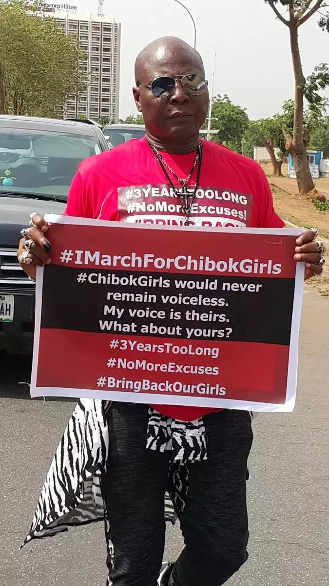 `Bring Back Our Girls Movement` 3rd Anniversary To Commence