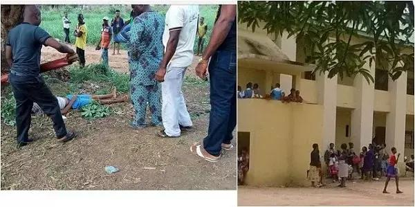 JSS2 student falls off mango tree, dies in Imo (photo)
