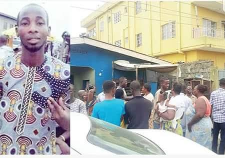 Tailor Allergedly Shot Dead By Police Officer In Lagos