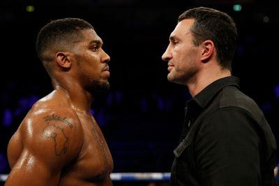 Joshua-Klitschko Rematch Could Take Place In October