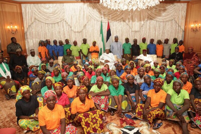 Hope For Chibok Girls As Buhari Approves Payment Of Tuition