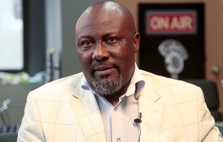 Peter Claver Oparah: Dino Melaye Continues To Fun From His Shadow
