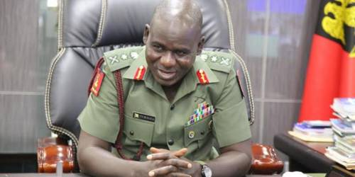 People Approaching Soldiers For Political Reasons – Buratai