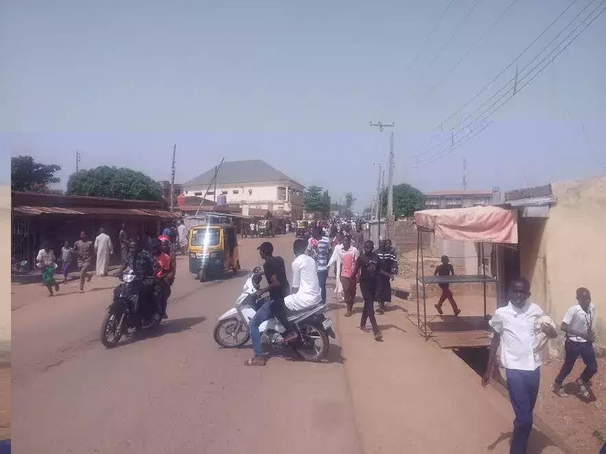 3 Killed As Religious Crisis Breakout At Kabala Junction, Kaduna