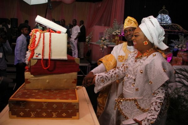 Despite Mother's Opposition Obasanjo's Son Weds