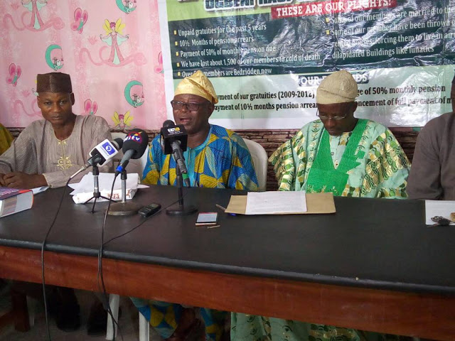 Stop Blackmailing Osun Government – Osun Pensioners Warn Ilesanmi Group