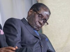 "Mugabe Now WHO Disease ""Ambassador"""