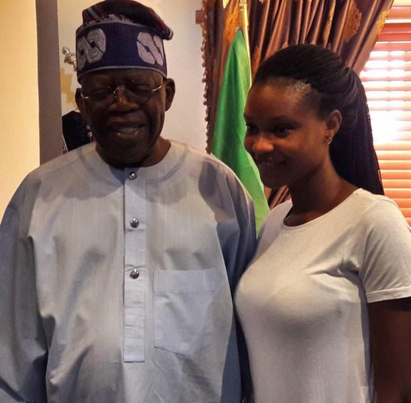 Tinubu Bankrolls Air Freight Of Moji Olaiya's Body