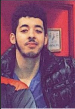 See The Face Of Manchester Arena Bomber, Salman Abedi