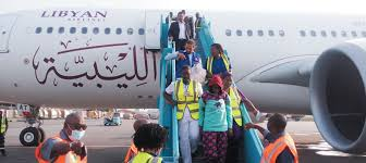 Another 249 Nigerians Return From Libya