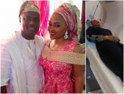 My Husband Working With The Police, My Life Under Threat- Mercy Aigbe Cries Out