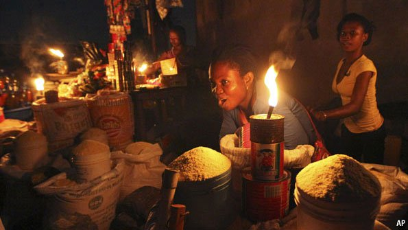 Residents Berate IBEDC Over Blackout