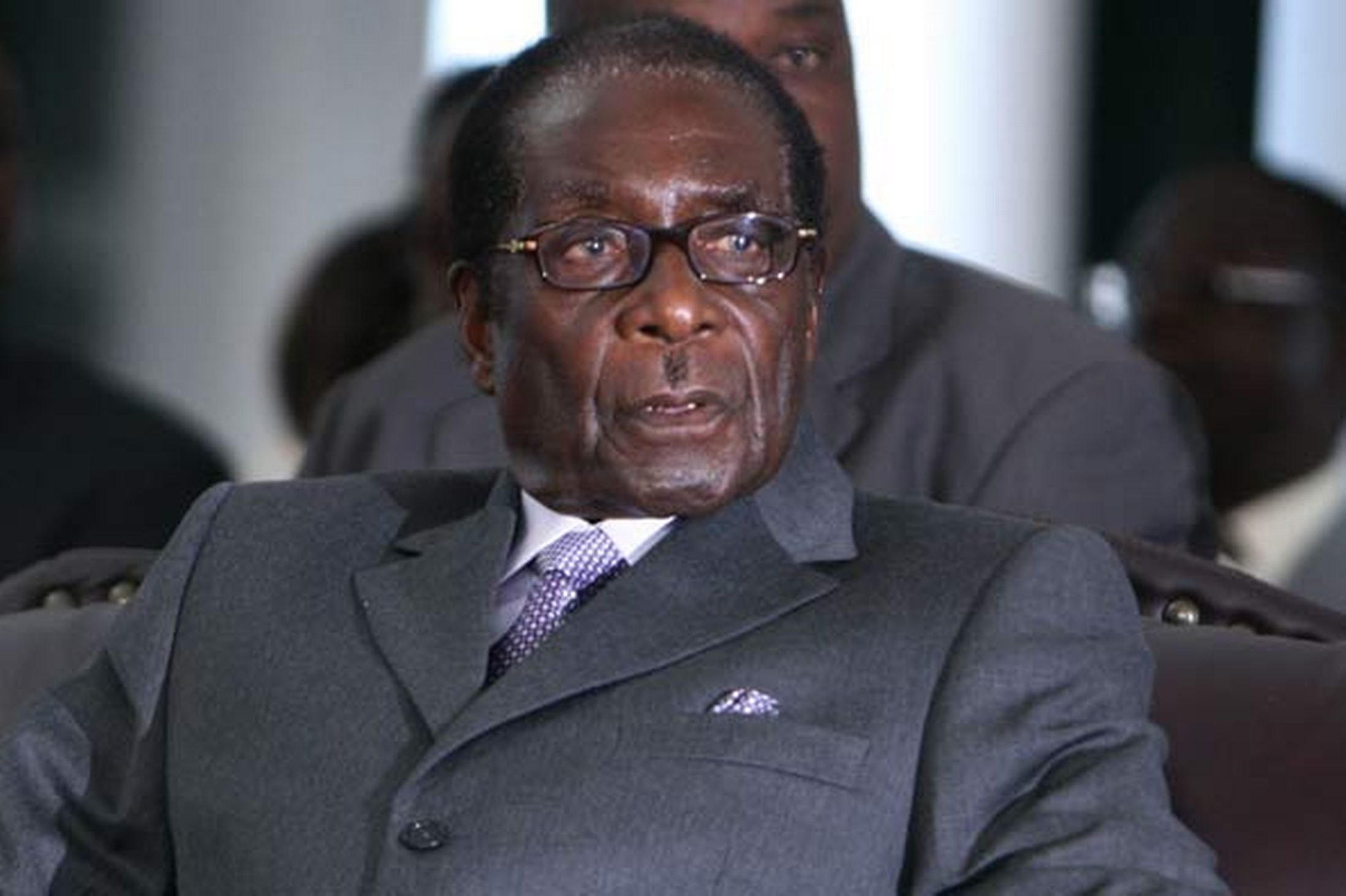 Robert Mugabe Granted Immunity