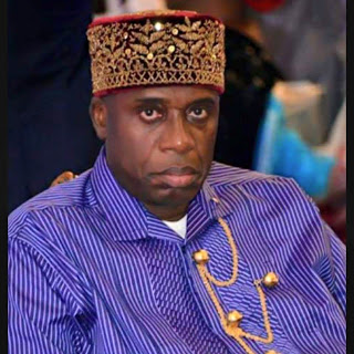 Amaechi, Lawmakers Clash Over 2018 Budget Figures