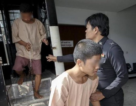 2 Thai Men Sentenced To Death For Murder Over IPhone 7