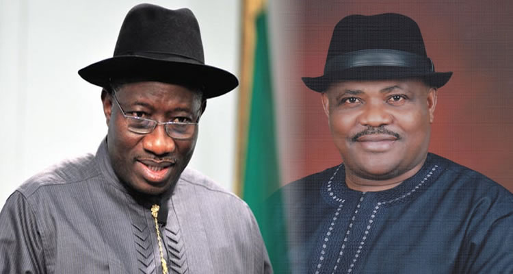 Wike's Performance Has Justified His Election, Says Jonathan