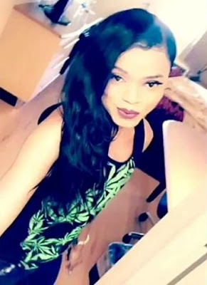 Check-out Bobrisky's New Look