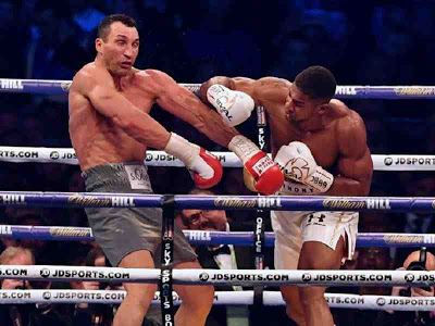 After New Victory, Anthony Joshua's Agent Wants Three Fights in 2018
