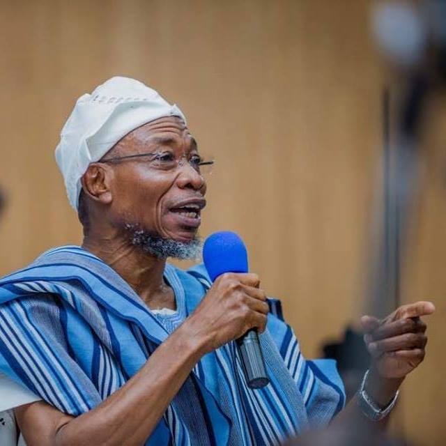 Aregbesola Advocates Taxation Culture For Sustainable Development