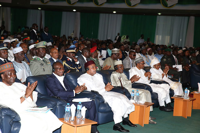 Peace, Conflict Resolution Confab In Abuja