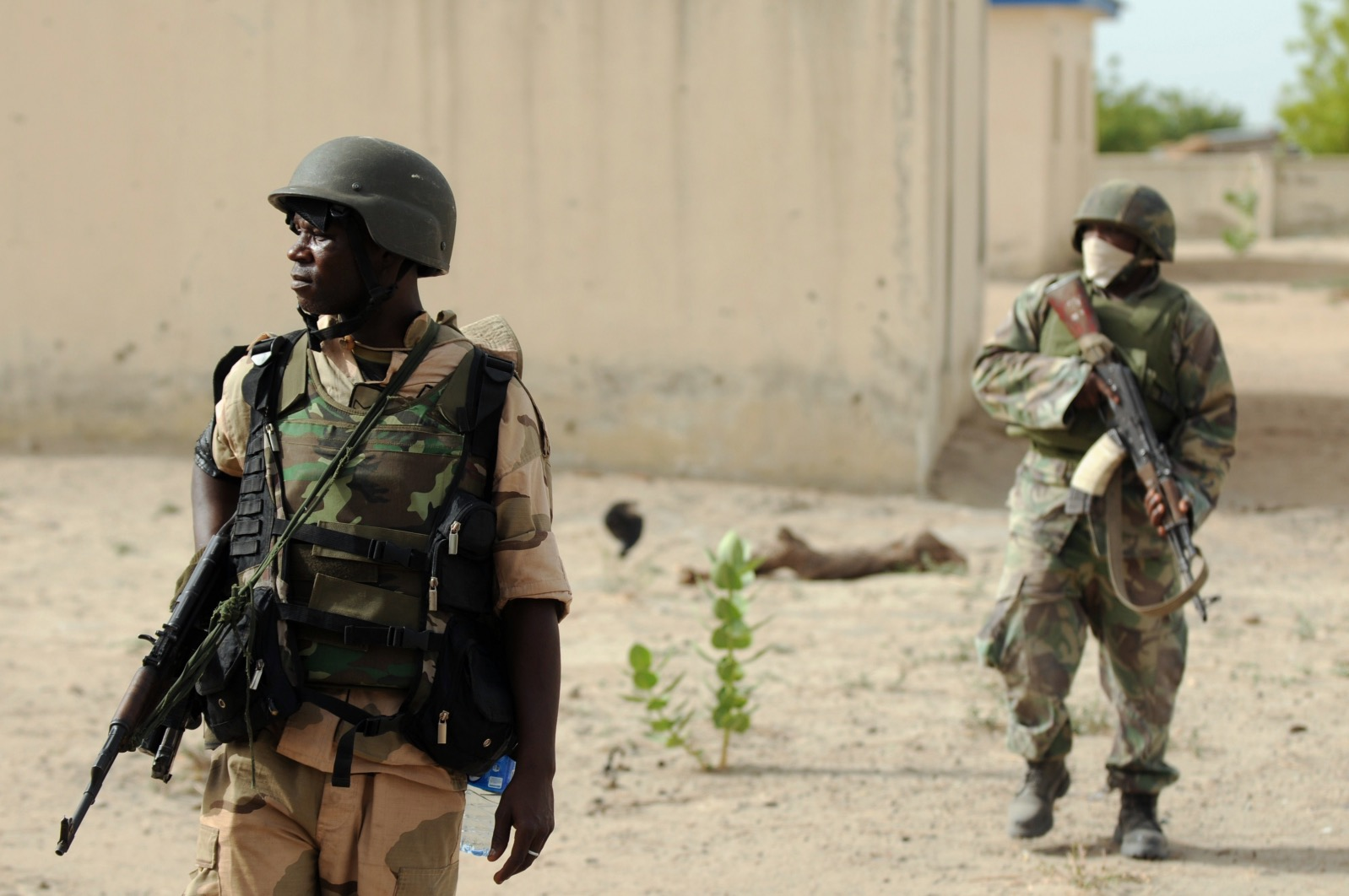 B'Haram Factional Leader Wounded