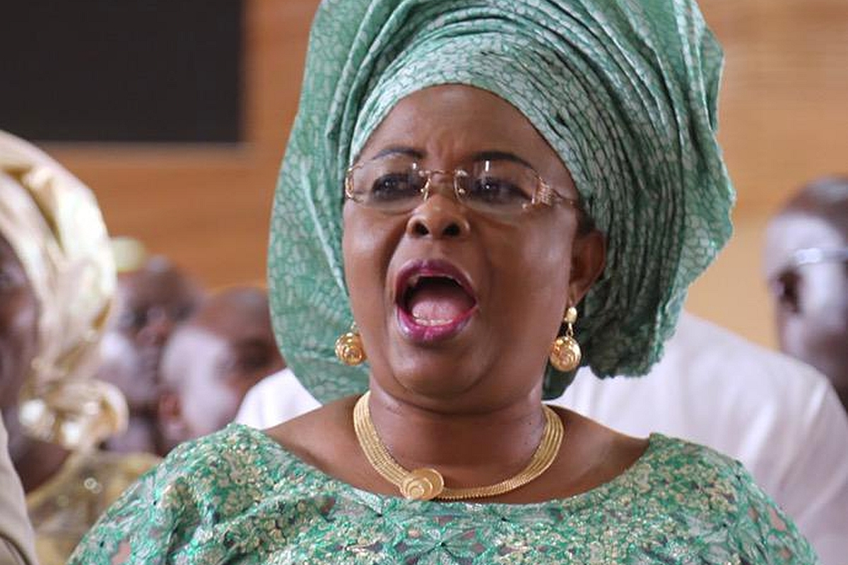 EFCC's Latest Trace To Patience Jonathan