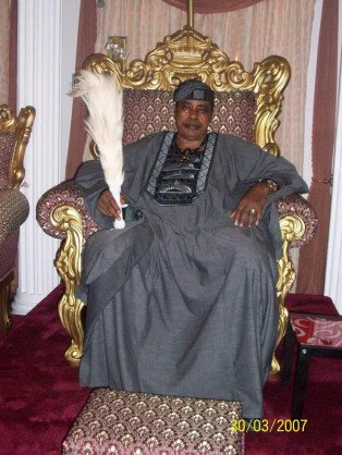 Meet the richest King in Nigeria. He is worth $300m
