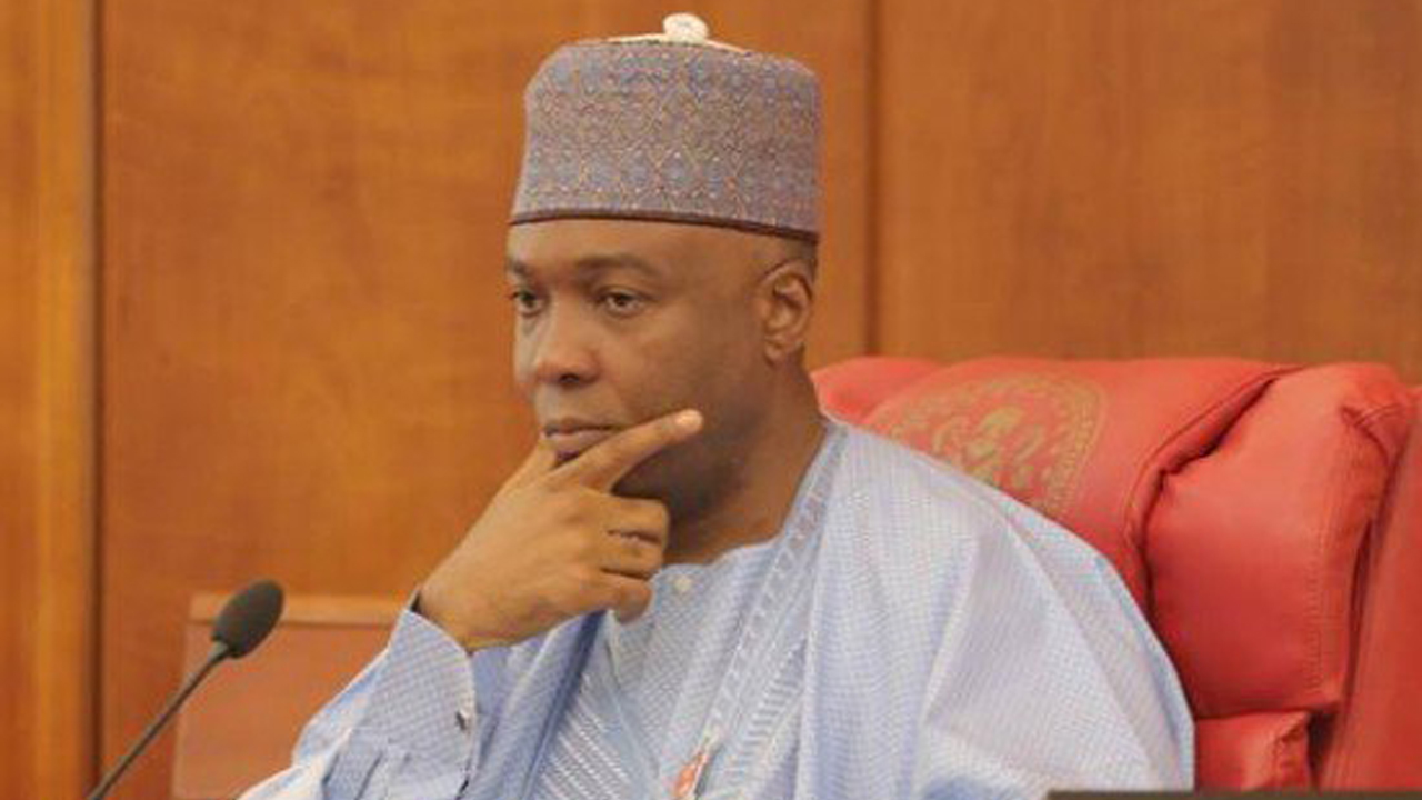 Saraki And The Frustrations With Our Brand of Democracy, By Zainab Suleiman Okino