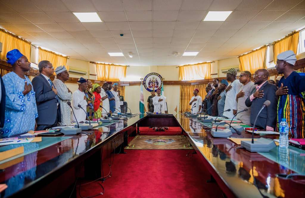 Aregbesola Charges Cabinet Members On Quality Service Delivery To People