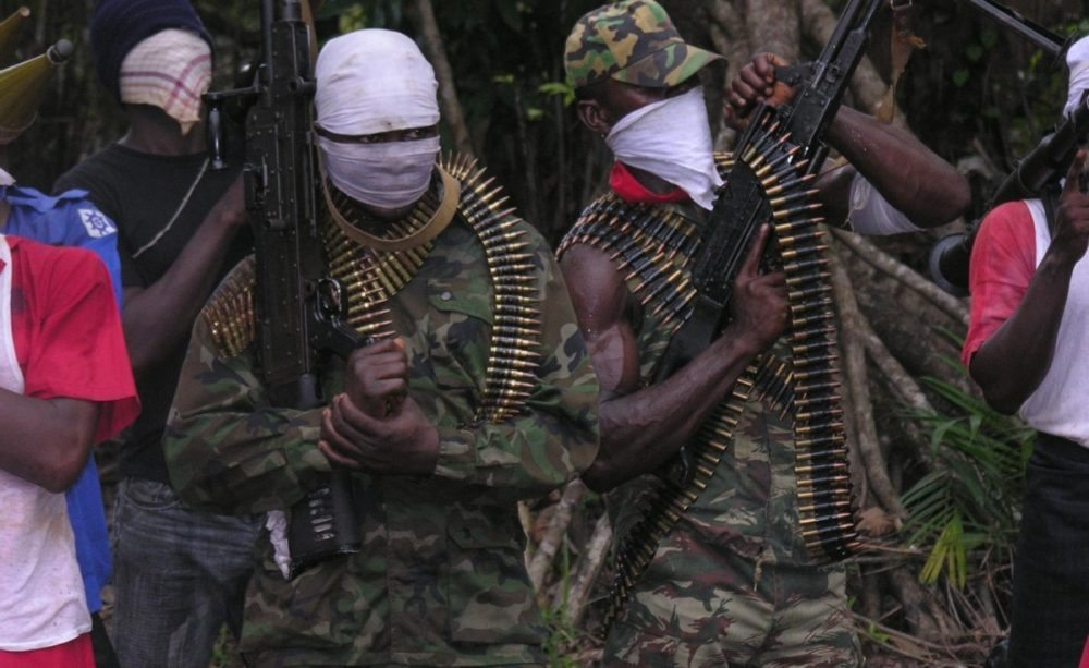 """""""Account For Federal Allocations To Delta State"""", Militants Challenge Okowa"""