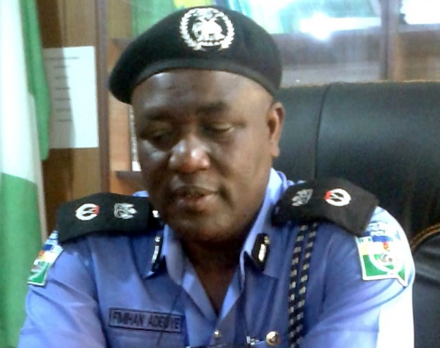 Osun Police Boss Assures Residents Of Safety, Urges Youths To Shun Internet Fraud
