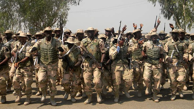 Army To Launch 'Operation Crocodile Smile' In Ogun