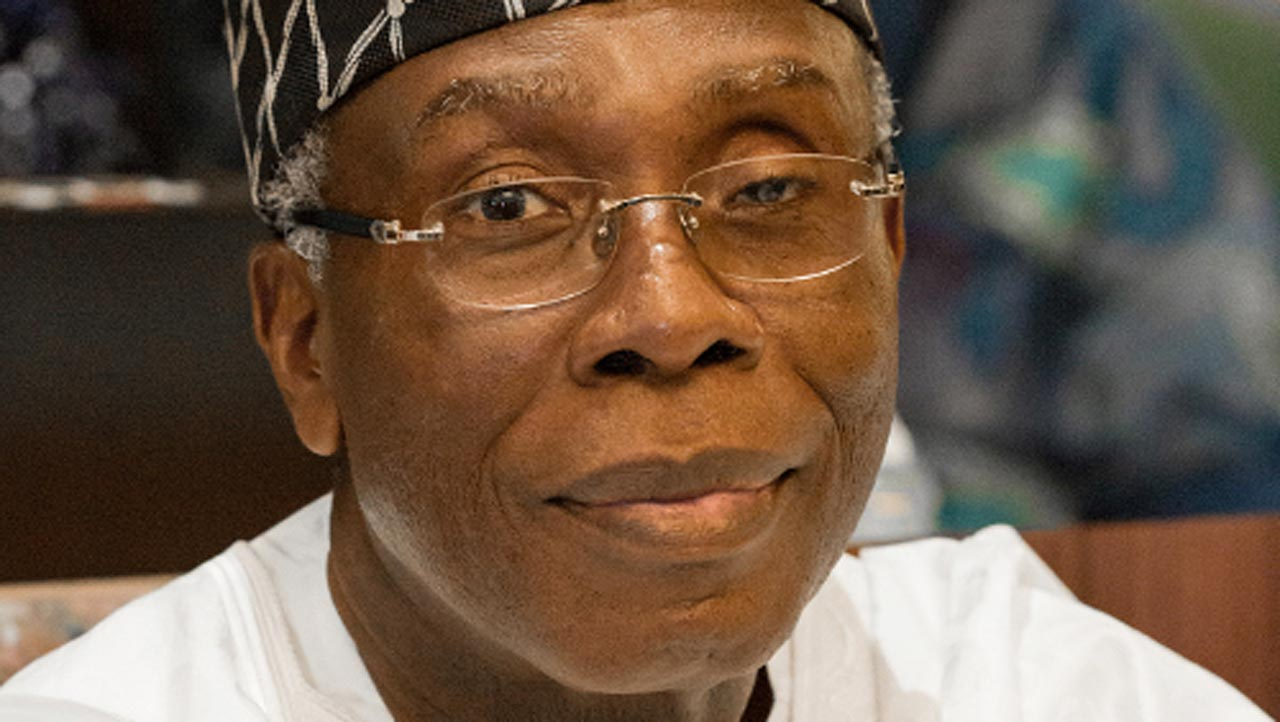 Prices Of Food To Fall Soon: Ogbeh