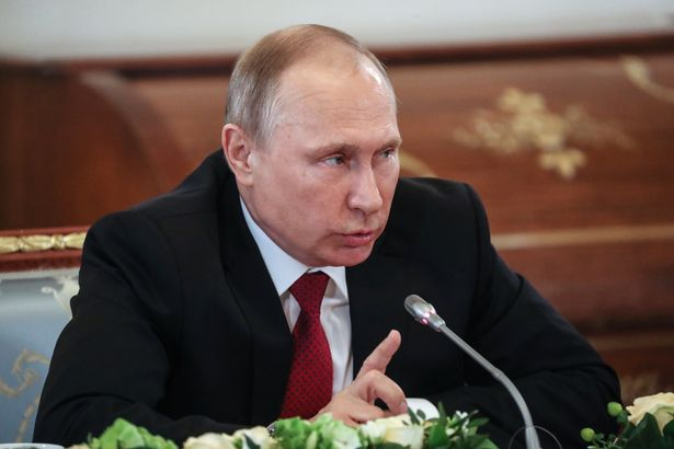 Allegations That Vladimir Putin's PhD Thesis was Ghostwritten For Him Denied