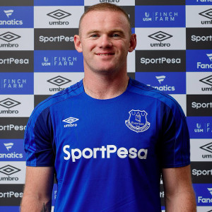 Rooney Eager to Glory In Everton
